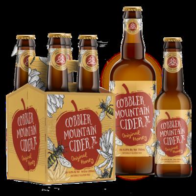Cobbler Mountain Honey Cider