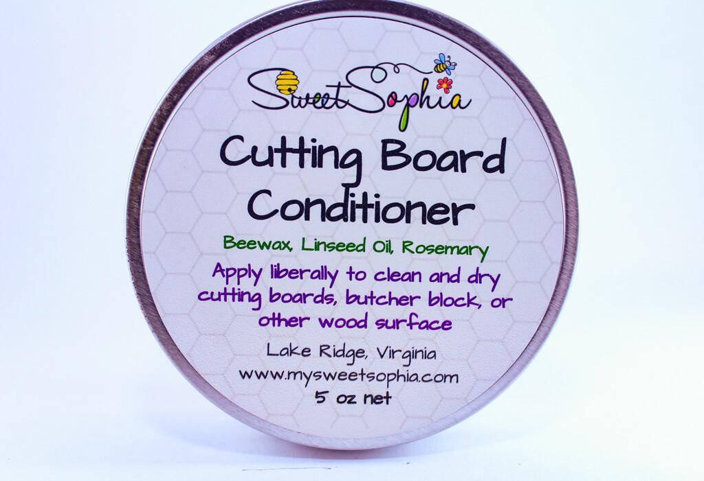 Cutting Board Conditioner