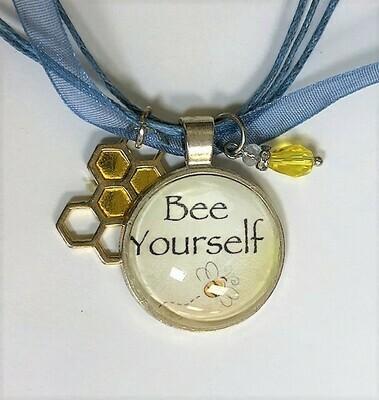 Bubble Charm Necklace