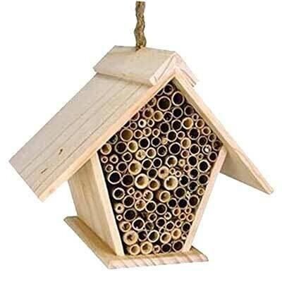 Songbird A-Frame Bee House