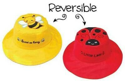 Children's Reversible  Sun Hat
