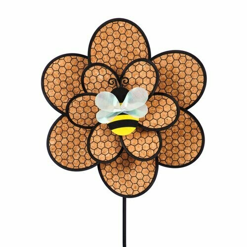 Honeycomb Pinwheel Spinner