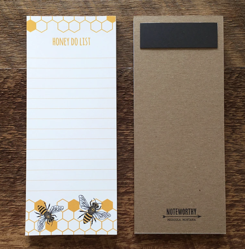 Honey Do List Notepad