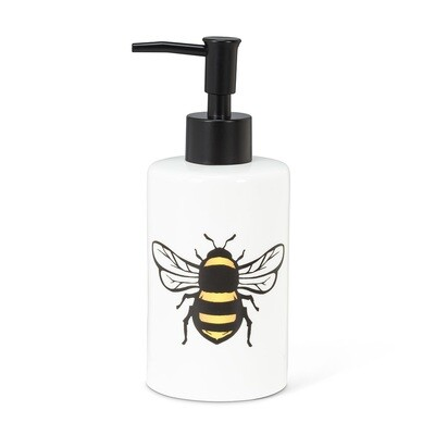 Lotion Pump- Bee Buzz