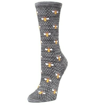 MeMoi Honeycomb Socks