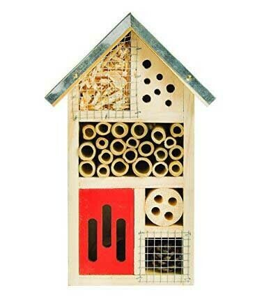 Tall Insect Hotel - Niteangle