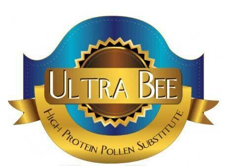 Ultra Bee Dry Pollen 10lb Pail
