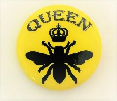Queen Bee Button/Pin