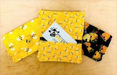 Gift Card Wallet - Cloth