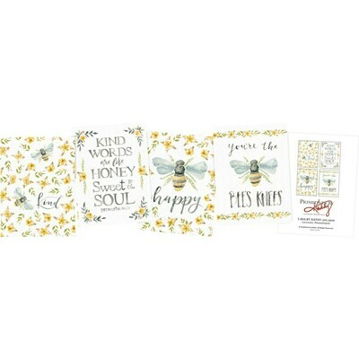 Bee Notecard Set