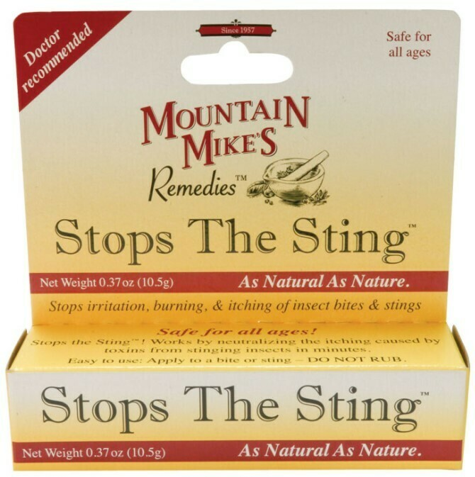 Stops The Sting-DC-400