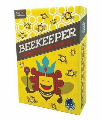Card Game - Beekeeper