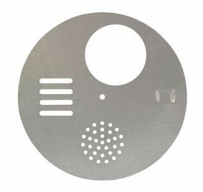 Metal Nuc Box Entrance Disk
