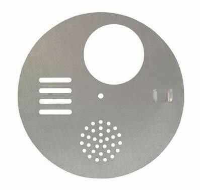 Metal Nuc Box Entrance Disk