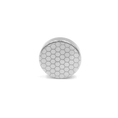 Honeycomb Magnetic Tie Tack