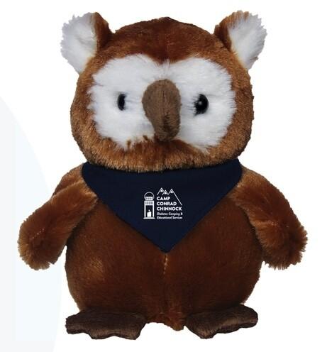 Stuffed Owl - Hoot