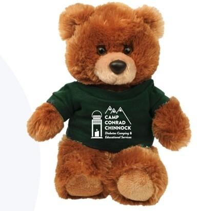 Stuffed Teddy - Buster
