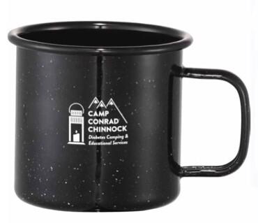 Coffee & Tea Mug -Tin