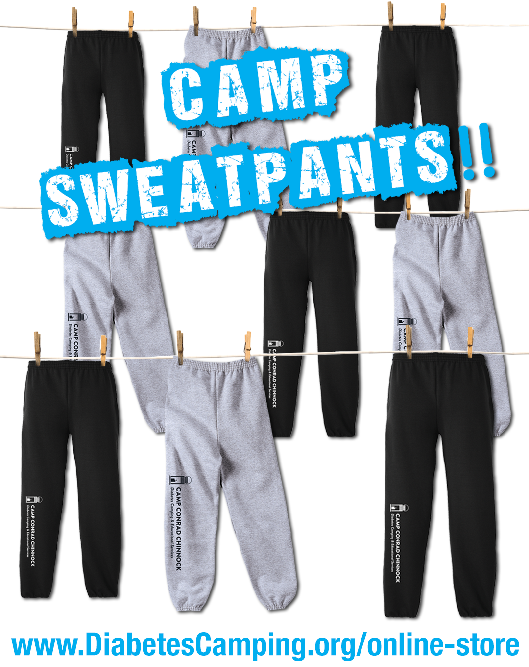 Adult Size Sweatpants