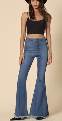 Flared Jean Bell Bottoms
