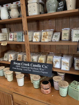 Candle Wax Melts - Swan Creek