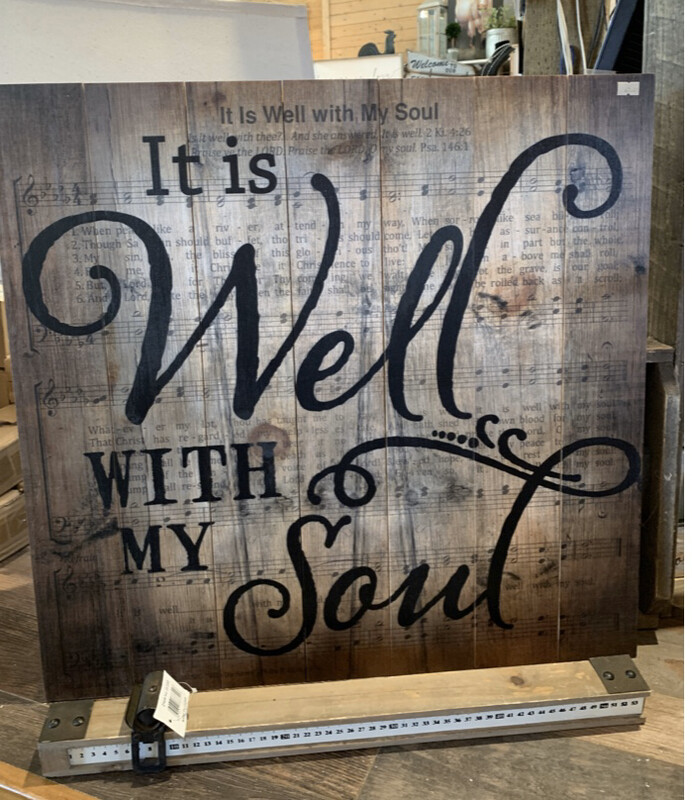 It Is Well With My Soul Large