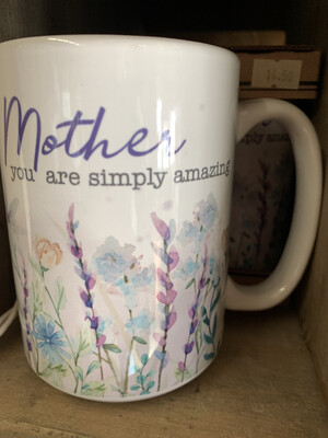 Mugs - Mom, Sister, Dad
