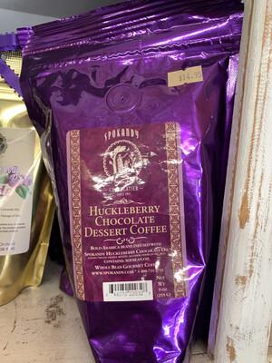 Huckleberry Dessert Coffee