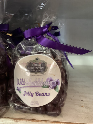 Huckleberry Jelly Beans