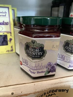 Huckleberry Apple Butter