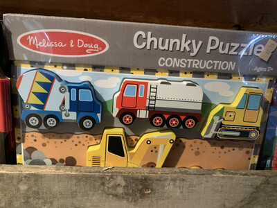 Chunky Puzzle Construction