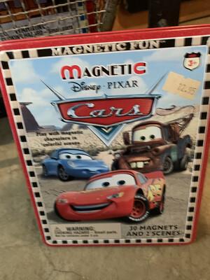 Magnetic Disney Pixar Cars