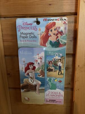 Magnetic Paper Dolls Disney Princess Ariel