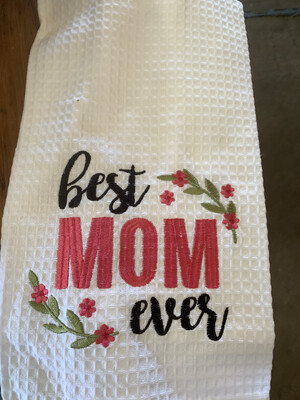 Mothers Day Towel