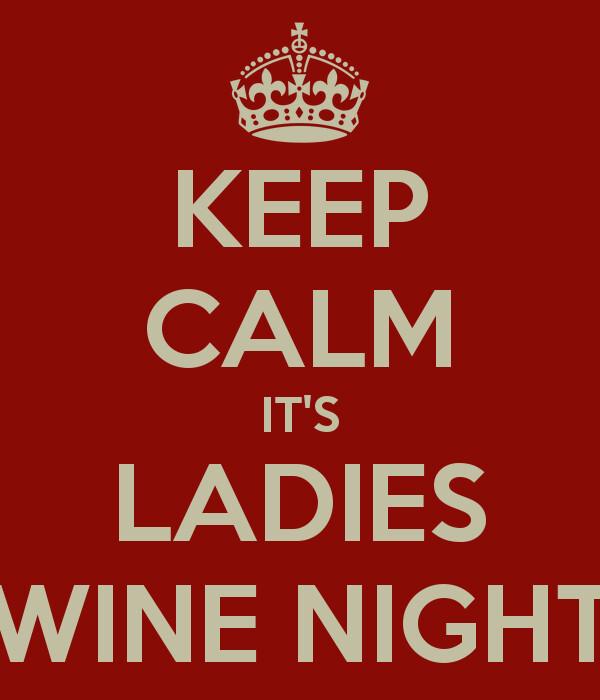 Girls Night Out Wine Tasting October 30, November 6, November 20, December 18th