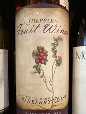 Sheppard Fruit Wines - Cranberry
