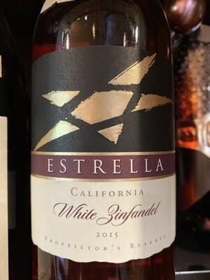 Estrella - White Zinfandel