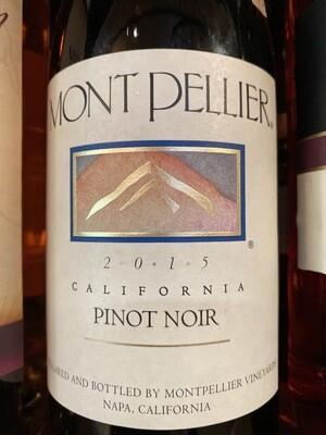 Mont Pellier - Pint Gris