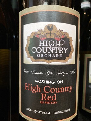 HCO - Red Blend