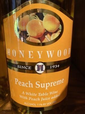HoneyWood Peach Wine