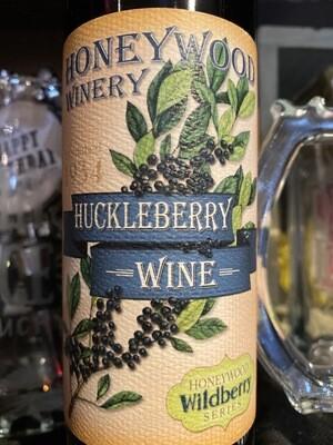 Honey wood Huckleberry Wine