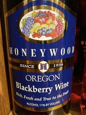 HoneyWood BlackBerry Wine