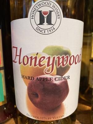 HoneyWood Hard Cider