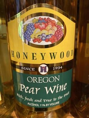 HoneyWood Pear Wine