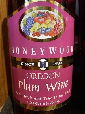 HoneyWood Plum Wine