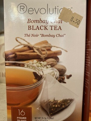Revolution Bombay Chai