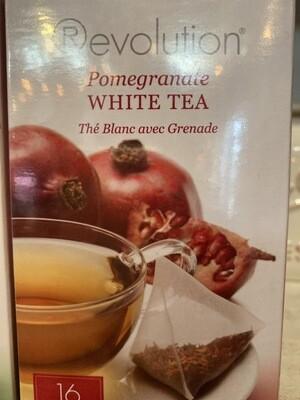 Revolution Pomegranate White Tea
