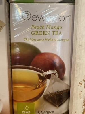 Revolution Peach Mango Green Tea