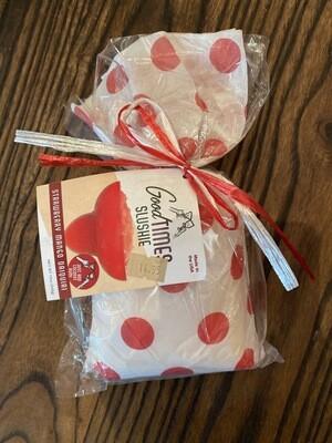 Good Times Slushie - Strawberry Mango Daiquiri