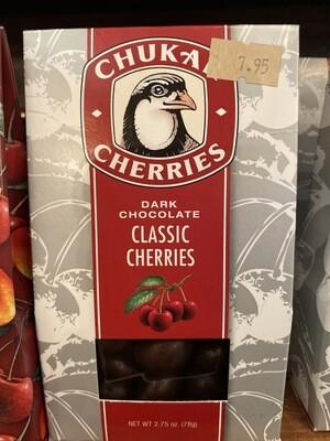 Chukar Cherries - Dark Chocolate Classic Cherries